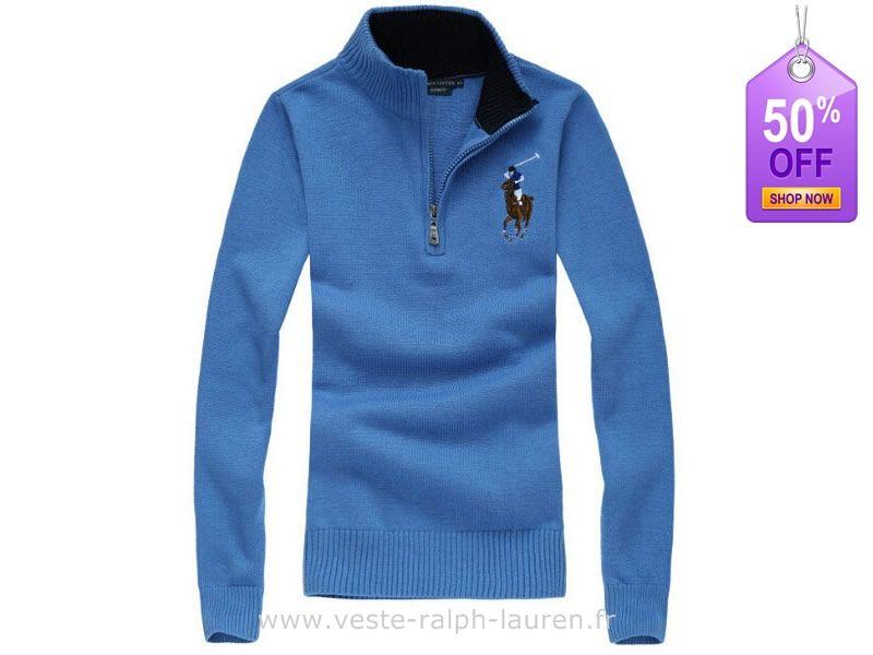 boutique Officielle Ralph Lauren hommes survetement nouvelle reduction  populaire style allehommesd bleu Chemise Ralph Lauren