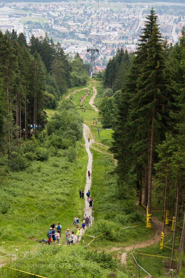 Downhill Cup Innsbruck 2016  by BKapelari