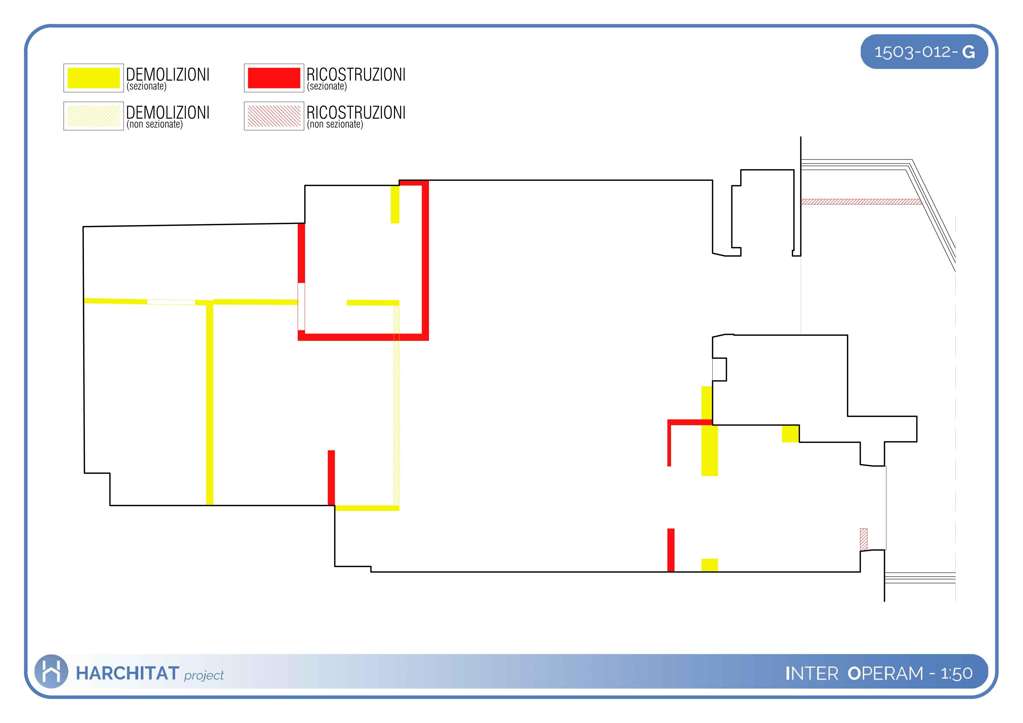 Progetto Small Inter Operam Progetti Architettonici Progettazione Costruzione