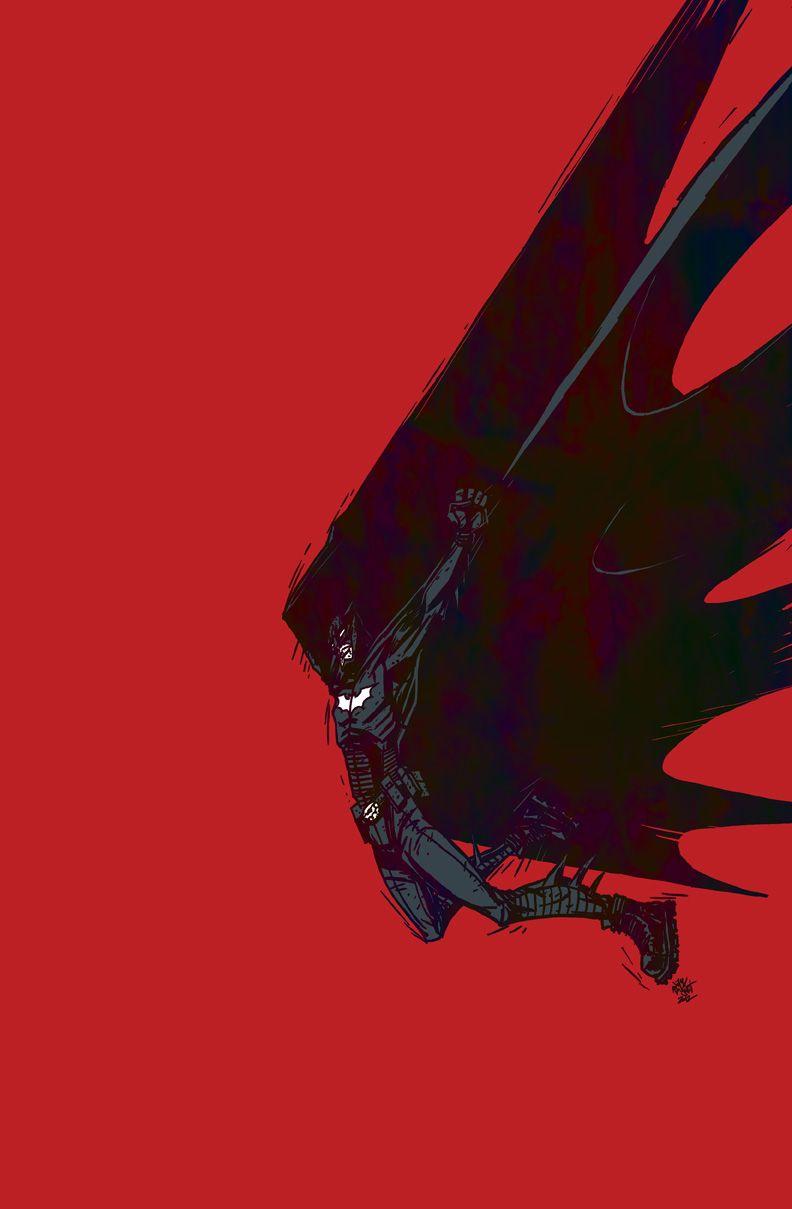 Batman by JM Ringuet