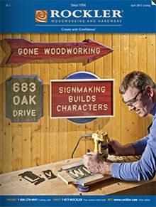 Picture Of Internet Questions And Answers From Rockler Woodworking