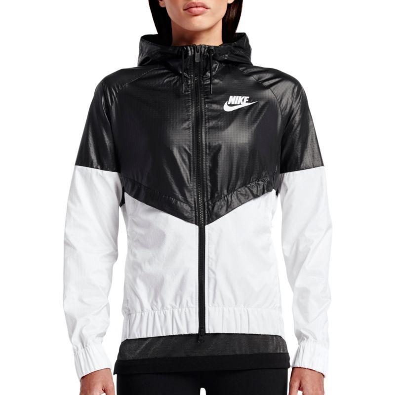 8c90c032af4c Nike Women s Sportswear Windrunner Full Zip Jacket Nike Windrunner