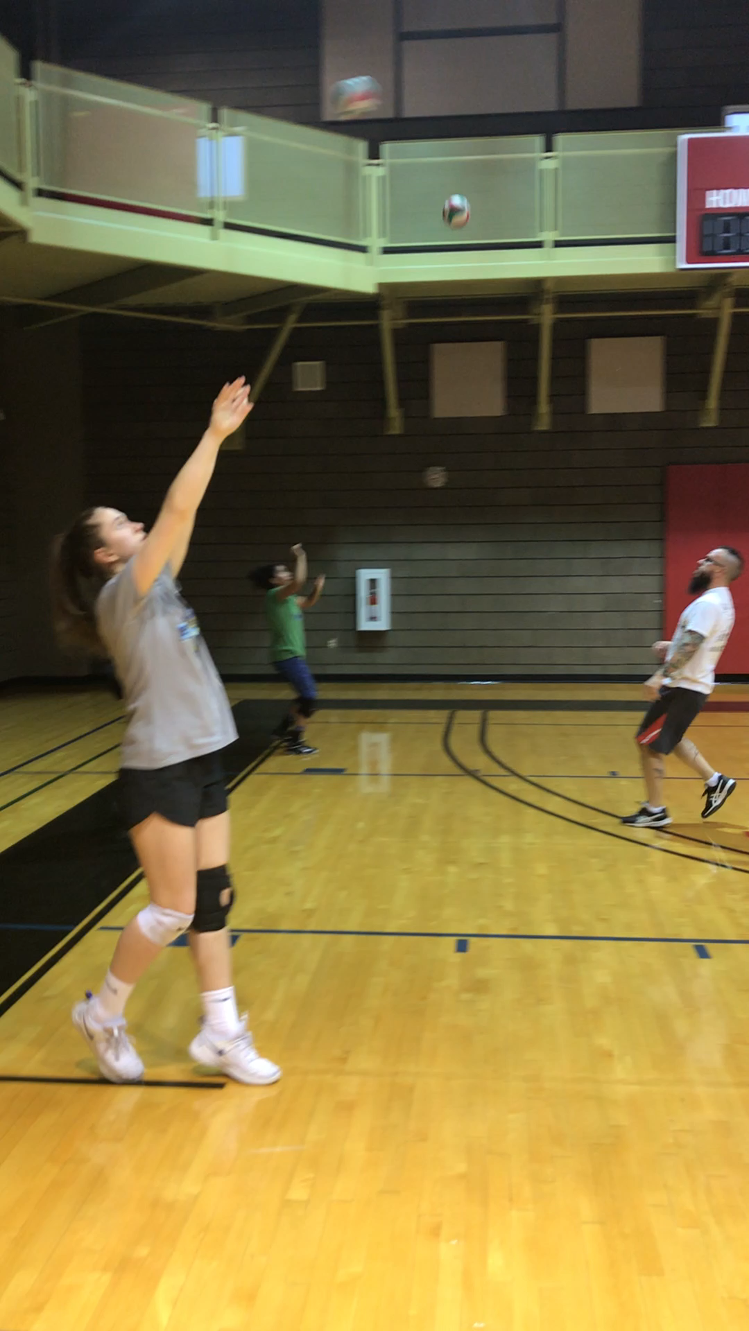 Volleyball Setting Drills 5 Coaches Help You To Improve Setting Skills Video Video Volleyball Workouts Coaching Volleyball Volleyball Drills