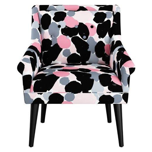 Button Tufted Chair / Oh Joy! for Target | hogar... | Pinterest ...