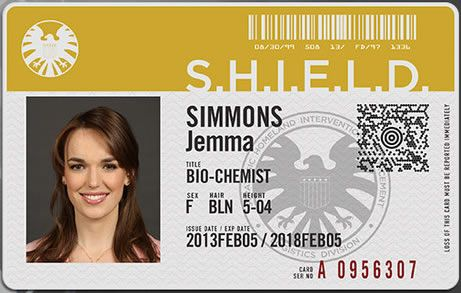Jemma Simmons Agent Of S H I E L D Agents Of Shield Marvel Agents Of Shield Marvels Agents Of Shield