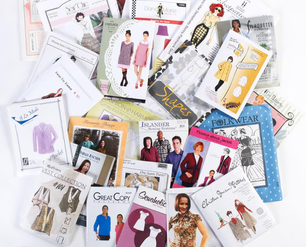 Independent Pattern Companies Pattern Companies Sewing Pattern