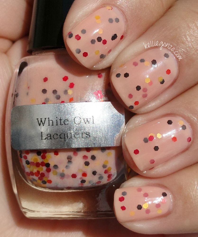 White Owl Lacquers - Pumpkin Pasties