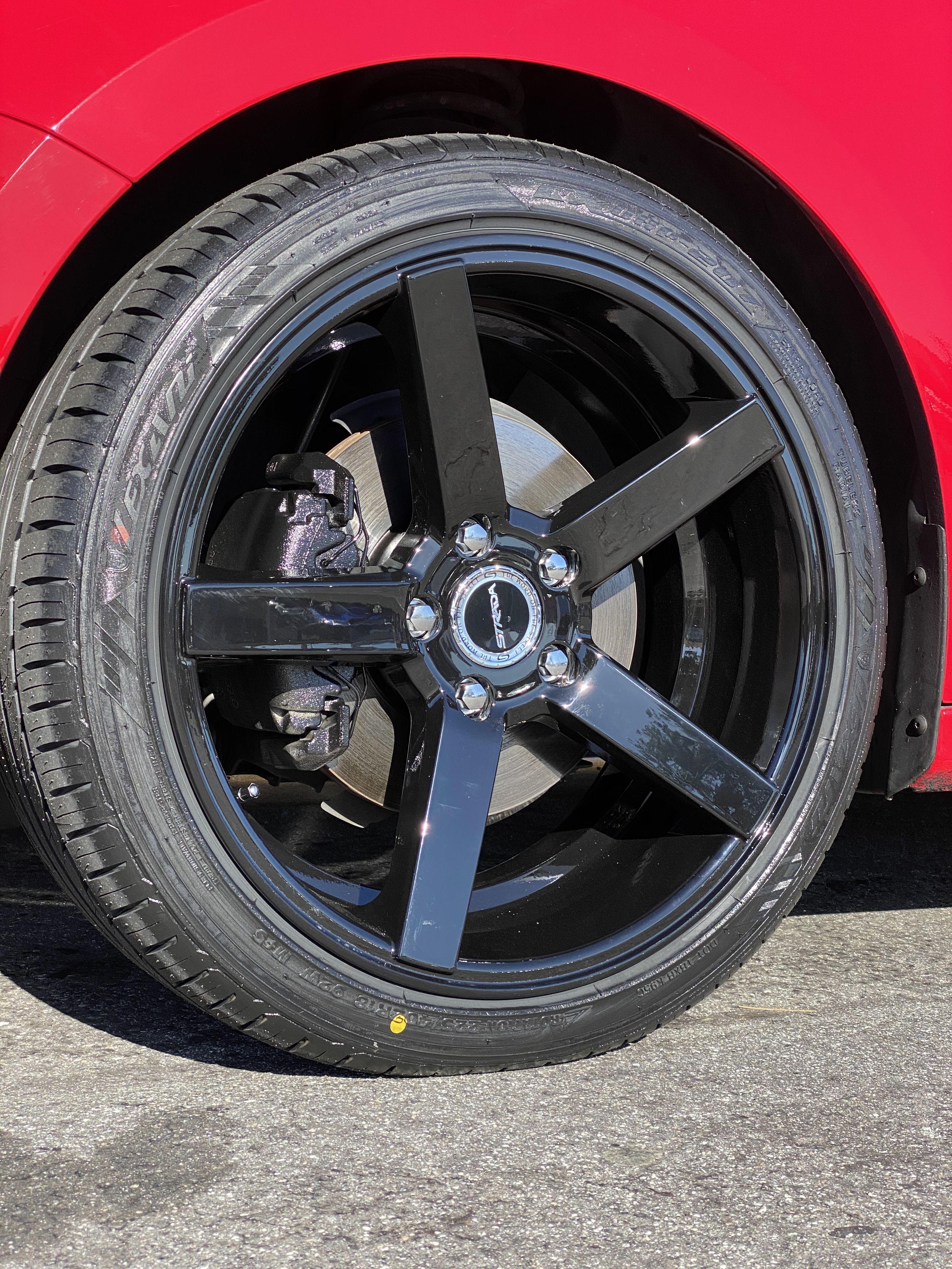 Strada Wheels American Racing Wheels Niche Wheels Wheel