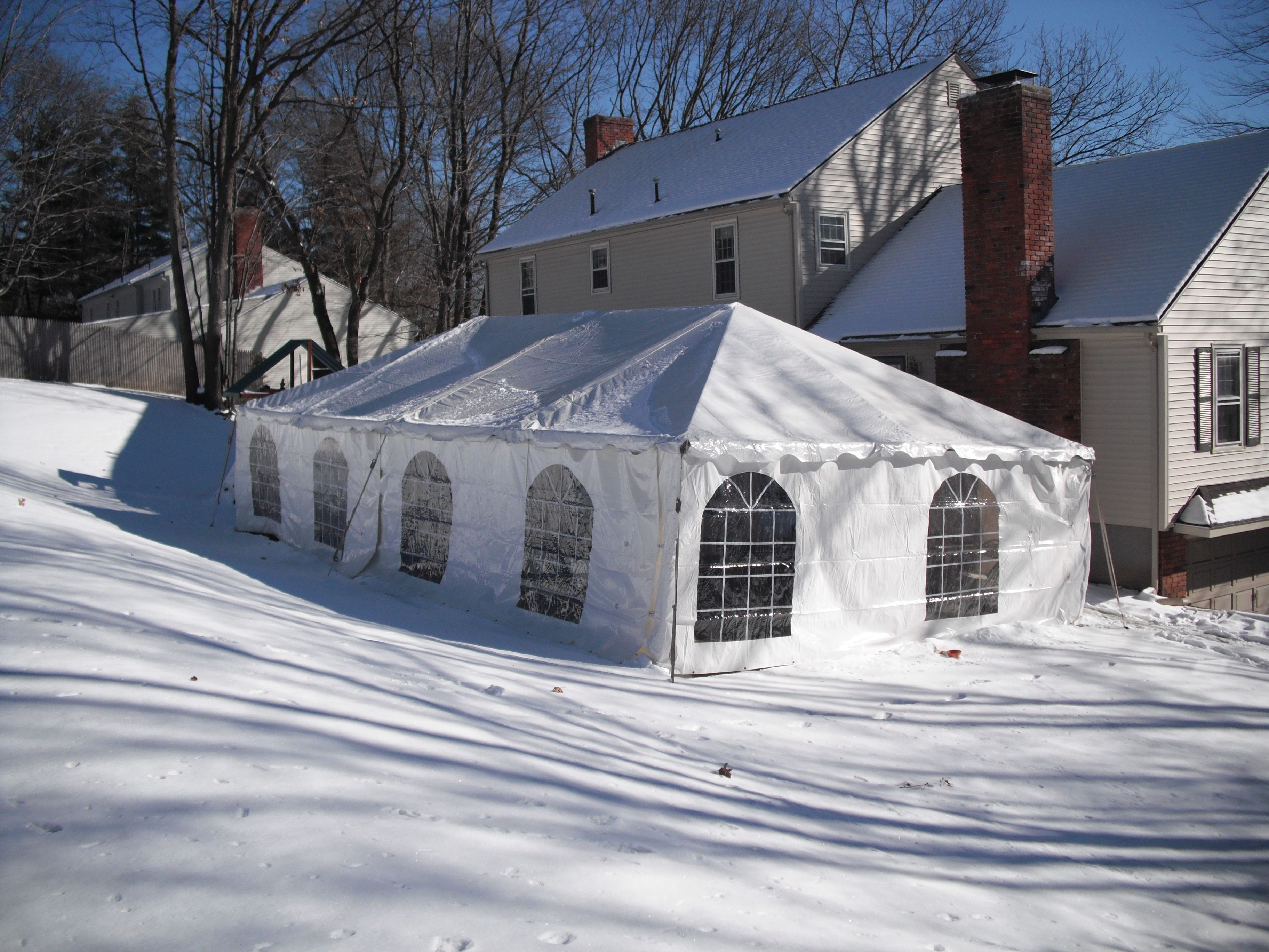party tent in the snow - Google Search & party tent in the snow - Google Search | party of winter | Pinterest