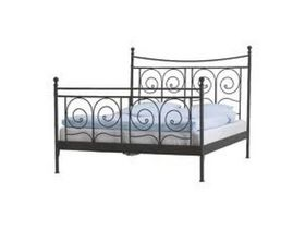 King Size Bed And Mattress Ikea Noresund Ikea Bed Frames