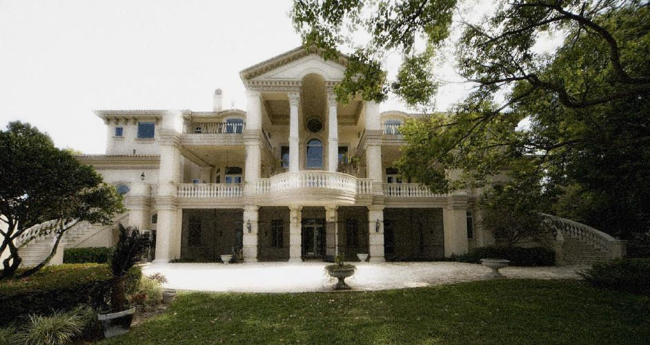 American Traditional Luxury Dream House Plans Great Gatsby