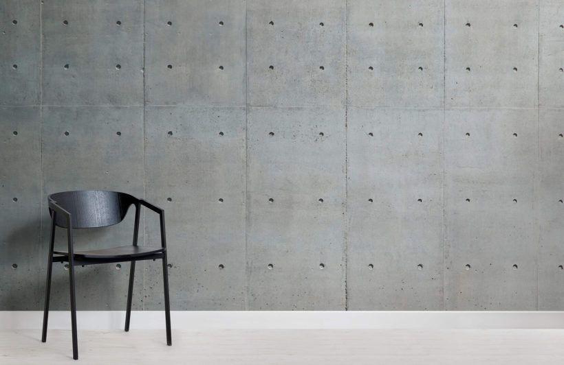 Bare Concrete Wallpaper Mural Murals Wallpaper In 2020 Concrete Wallpaper Concrete Wall Texture Concrete Wall