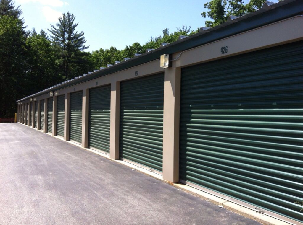 Storage units are available for you to rent at our Milford