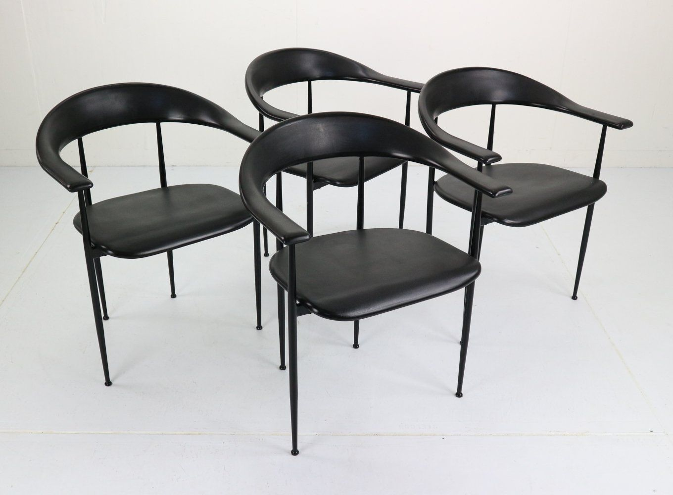 1980s Vintage Wassily for Fasem Italy Model B3 Chair a