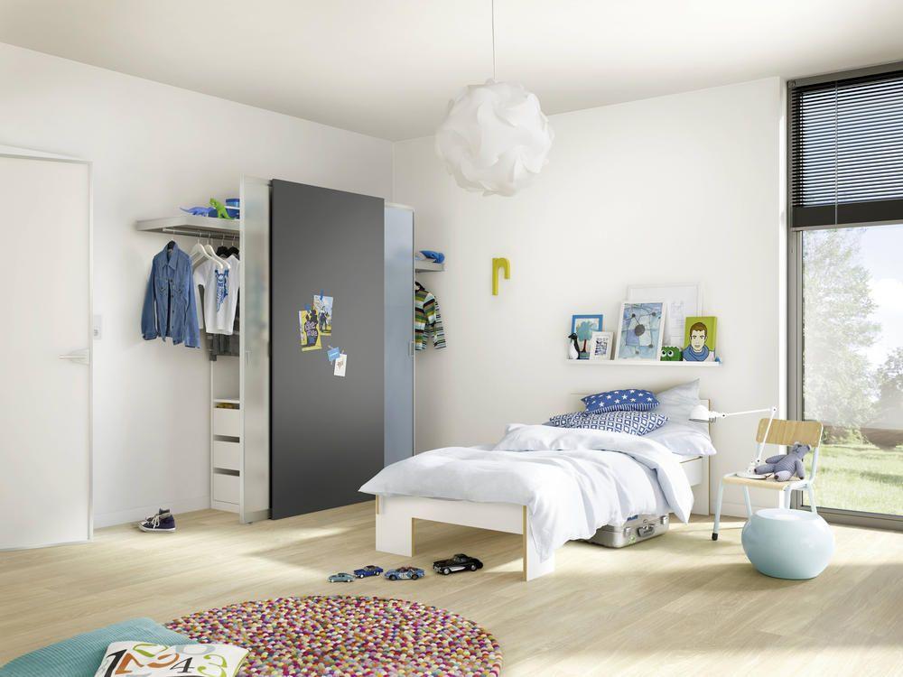 Eckschranksystem schlafzimmer ~ Mobiles schranksystem im schlafzimmer roomido.com