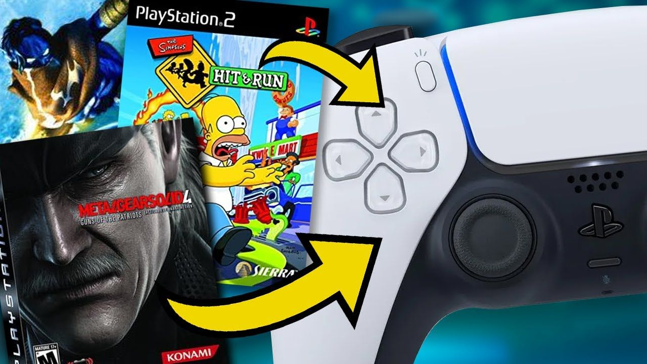 ALL PS2 & PS3 Games Work On PS5, According To Major