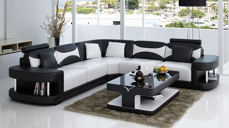 China Sofas Online Sofa Protectors For Sectionals Hot On Sale Set Living Room Furniture Mainland Black