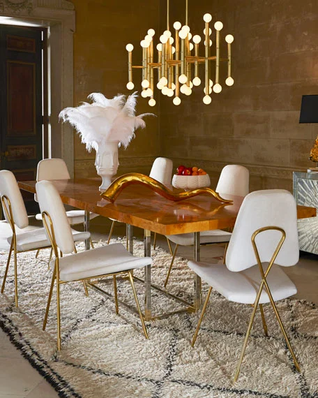 Jonathan Adler Bond Dining Table In 2020 Dining Table Dining Table Price Jonathan Adler
