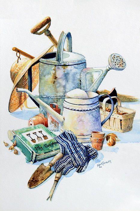 Images Toile Peinture Aquarellistes
