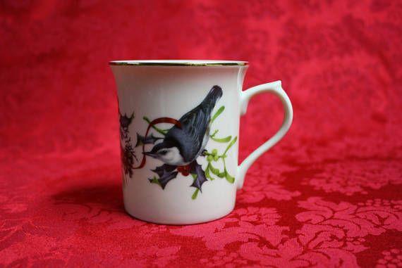 Lenox winter greetings nuthatch mug winter greetings lenox winter lenox winter greetings nuthatch mug winter greetings m4hsunfo