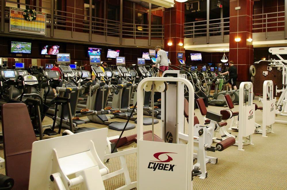 Grand hotel minneapolis lifetime fitness gym onsite