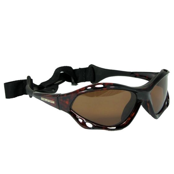 ba649339c6 Maelstorm polarized waterskiing sunglasses Marlin turtle shell -  33.99 USD