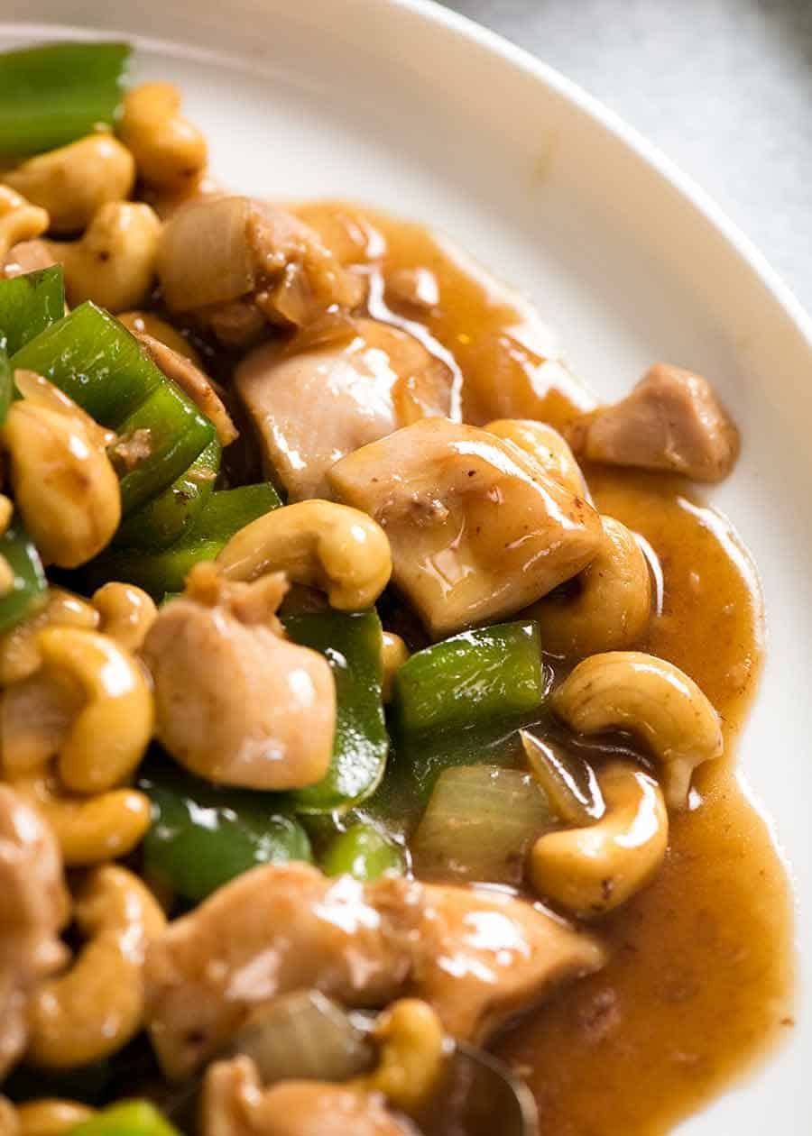 Cashew Chicken #chinesefood