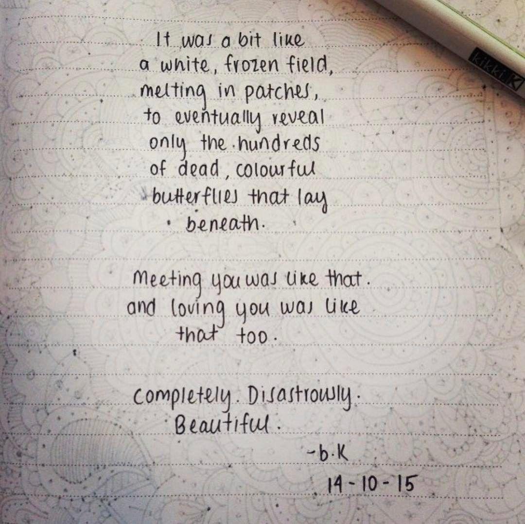 My new favorite poem! Descriptive vivid memorable. Do me a