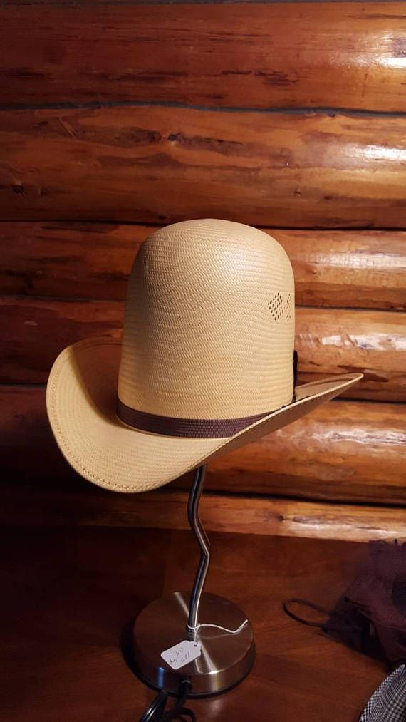 f14d1d28 Ten Gallon Hat, Bonanza, Hoss Cartwright, Straw, Cowboy, Gift for ...
