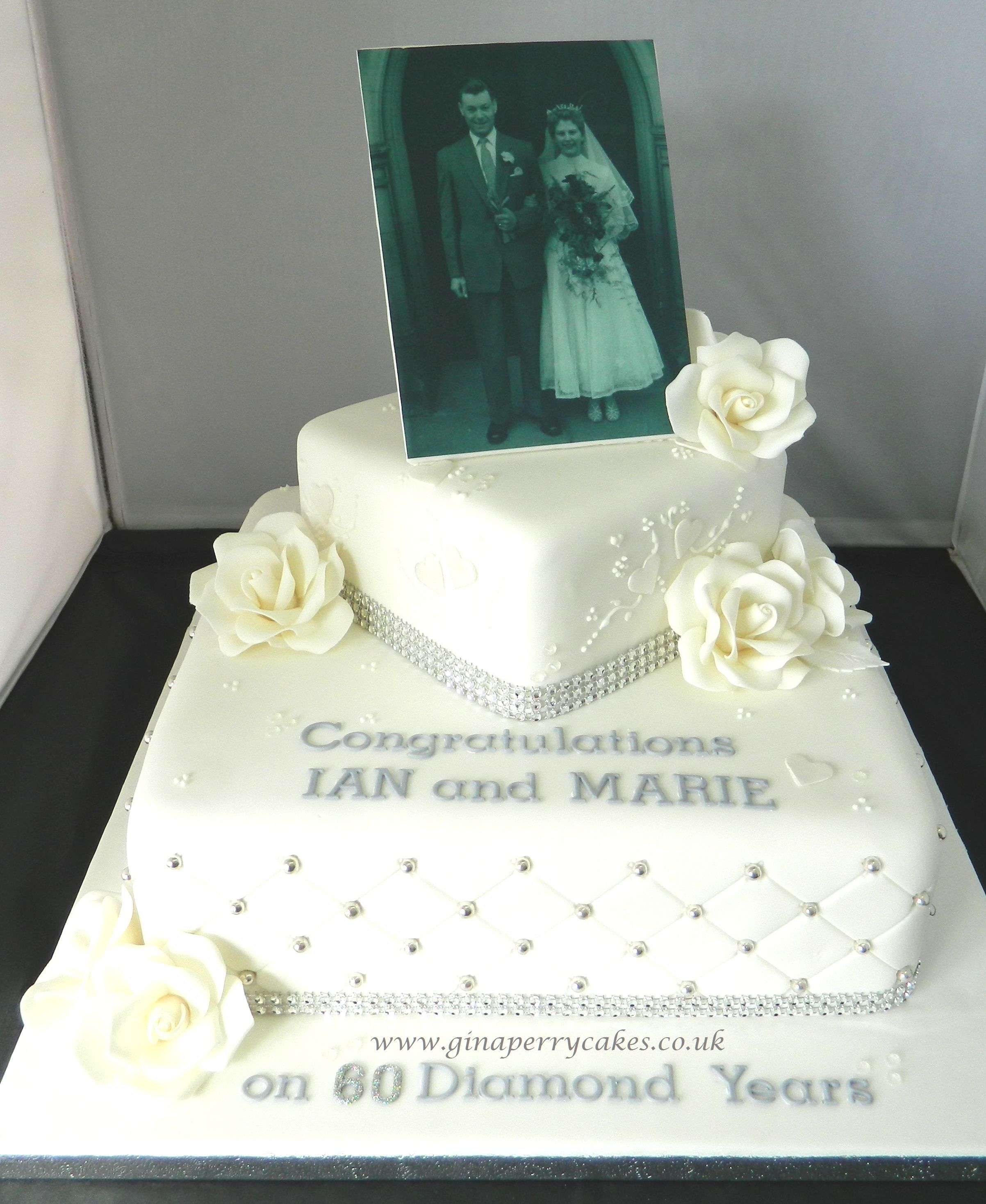 Diamond wedding Anniversary | My absolute wedding favourites ...
