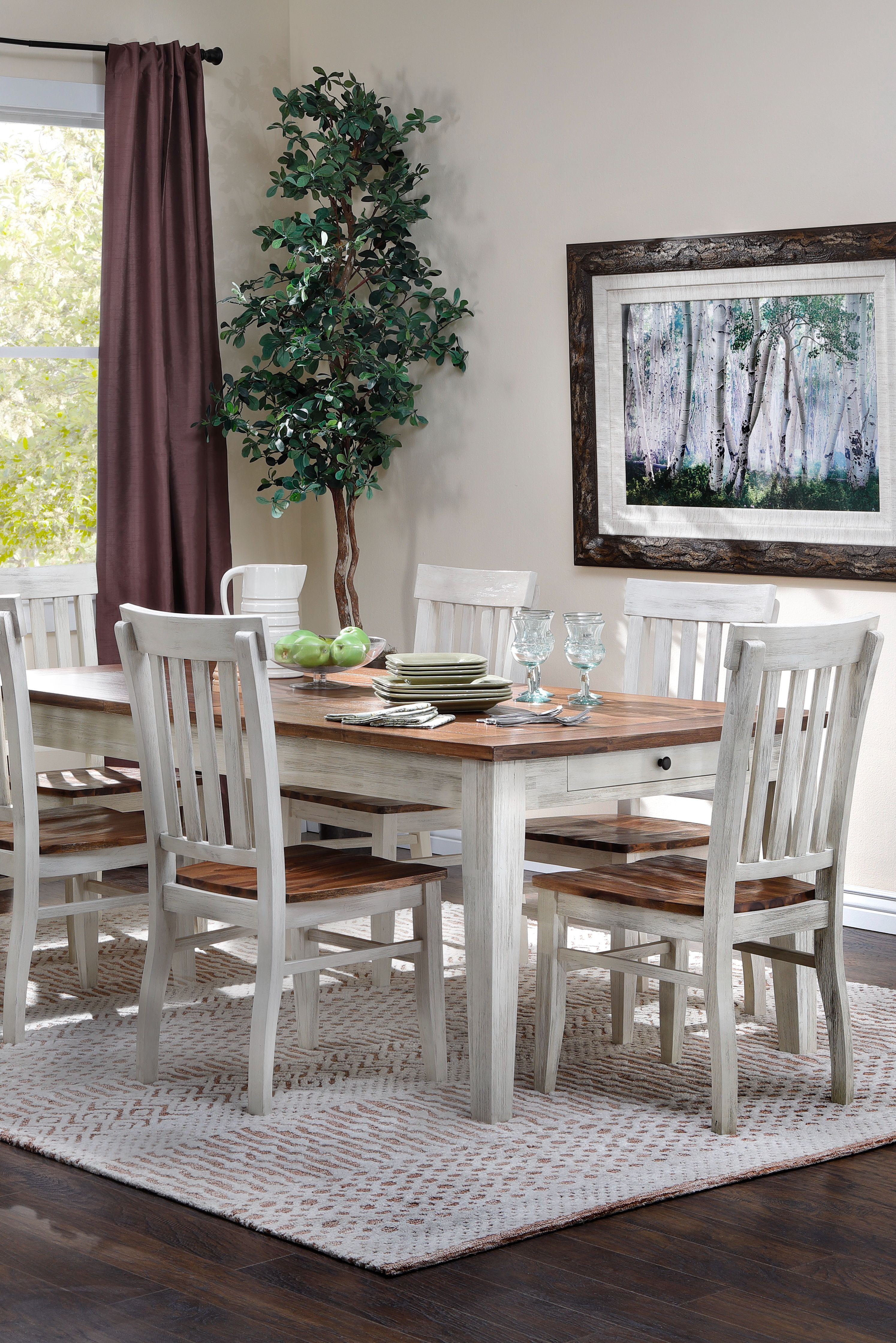27+ Furniture row dining room table and chairs Inspiration