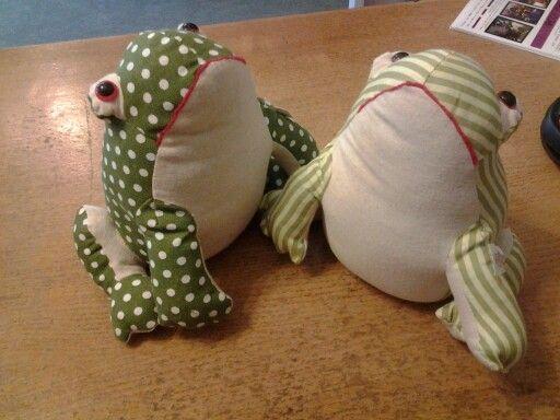 Frog Door Stops Crafts Door Stop Sewing Toys Door