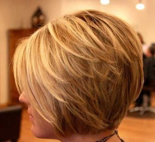Short Layered Bob Hairstyles 20 Fashionable Layered Short Hairstyle Ideas With Pictures  Short