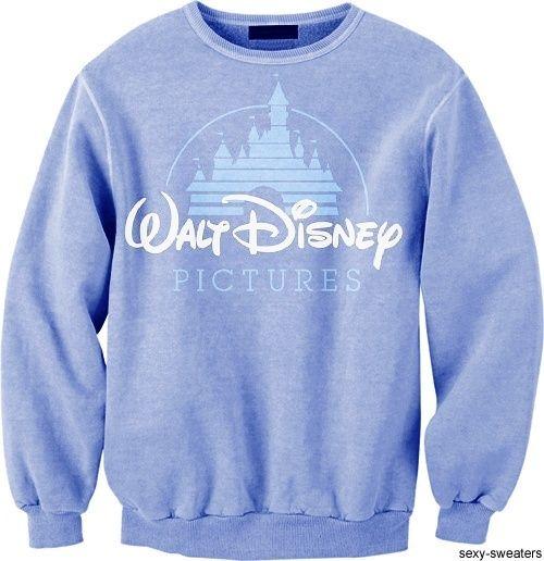 Light Blue Crewneck Sweatshirt Found On Pinterest From Tumblr Tank Tee Sweatshirt Sweater Outerwear Sweatshirts Hogwarts Sweatshirt Disney Sweatshirts