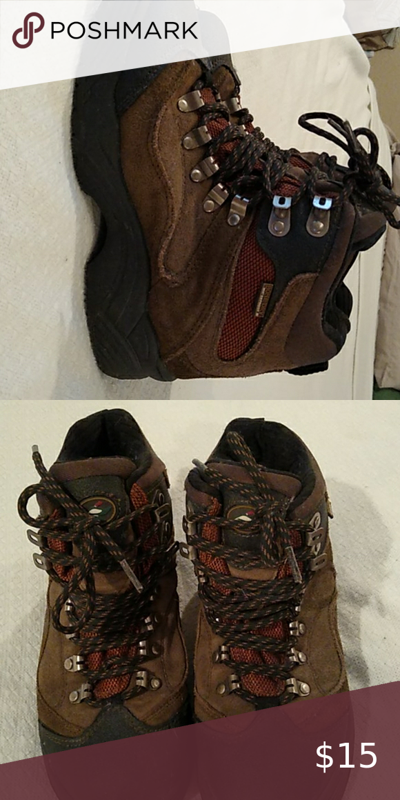 Men's Redhead Hiking Boots Size 5 in