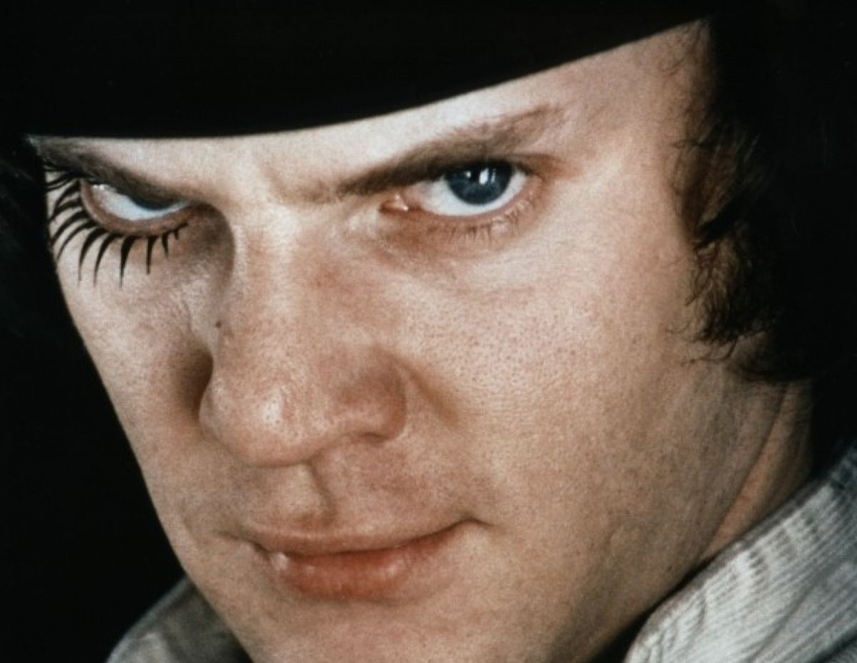 A Clockwork Orange (1971) - Malcolm McDowell