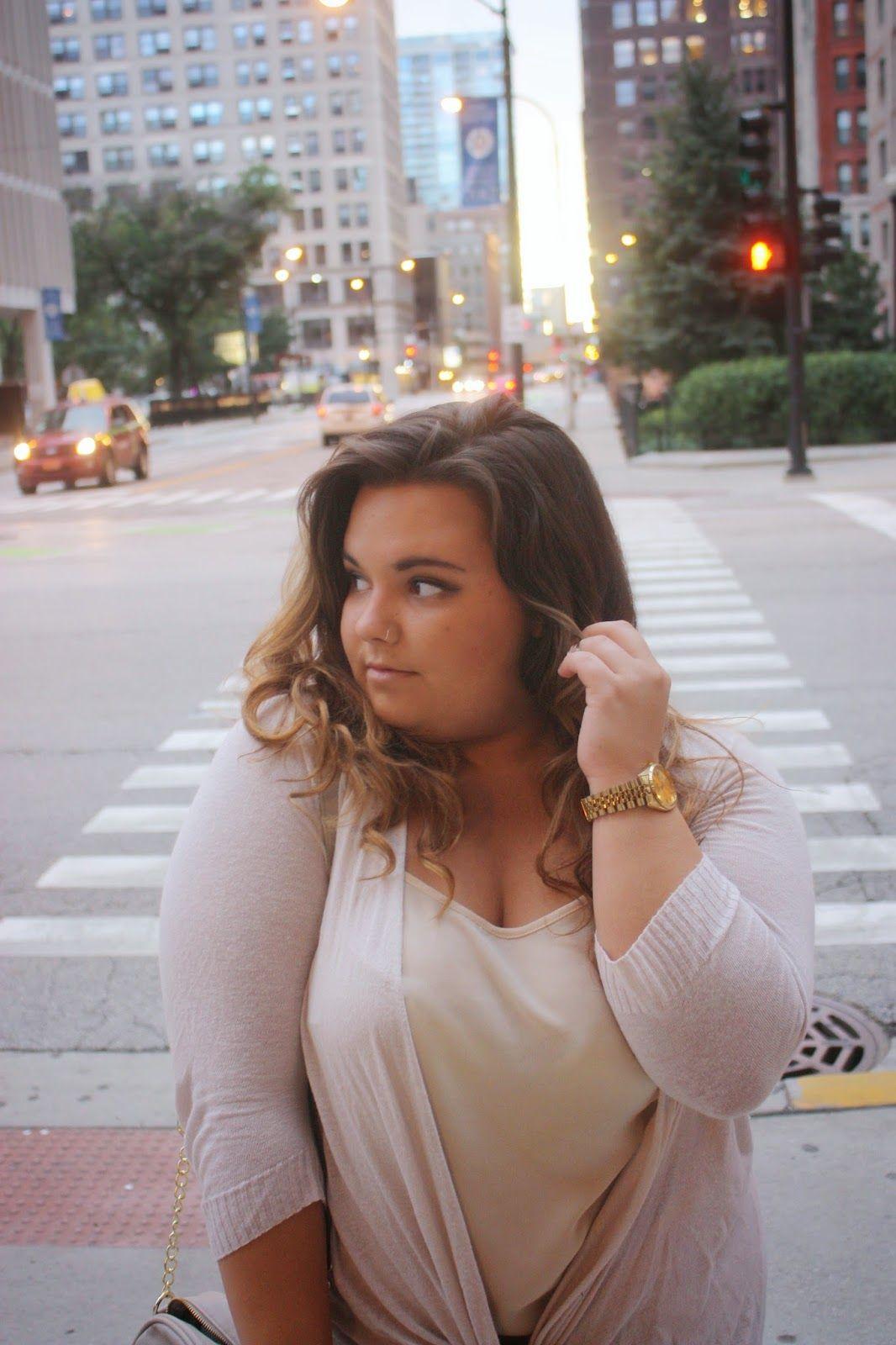 chicago, curvy fashionista, fashion blogger, forever 21 plus, gold