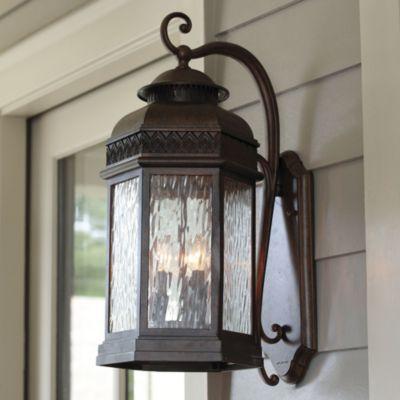 Torrence Outdoor Lantern Ballard, Ballard Designs Outdoor Lighting