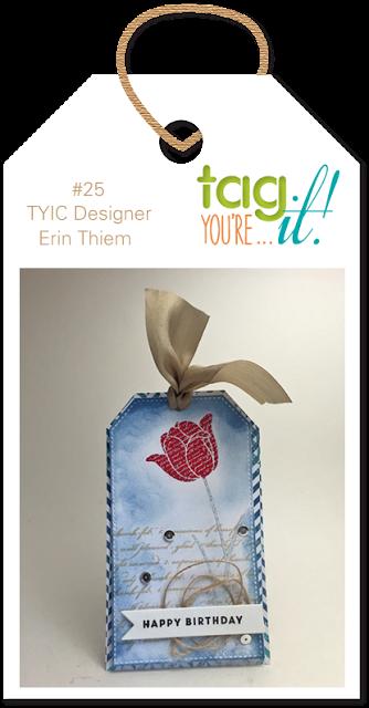 Tag You're It! Challenge: Tag You're It Challenge #25