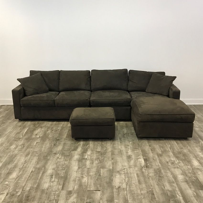 Amazing Extended Right Chaise Sectional Sofa Sectional Sofas Spiritservingveterans Wood Chair Design Ideas Spiritservingveteransorg