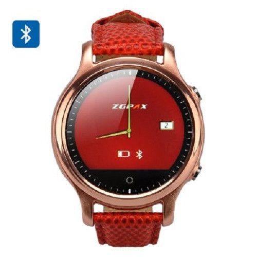 ZGPAX S360 Smart Watch 1.22 Inch Circular Screen, Phone