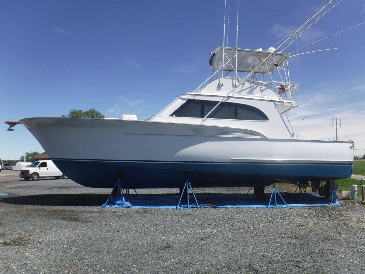 47' Buddy Davis SportFisherman for Sale Sport fishing boats