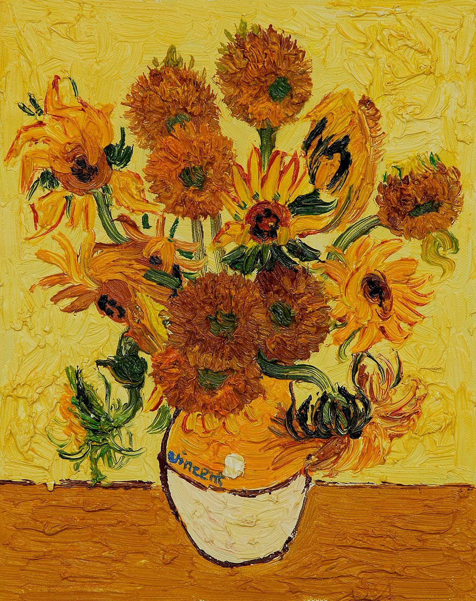 Vase with fifteen sunflowers vincent van gogh vincent van gogh vase with fifteen sunflowers vincent van gogh vincent van gogh reviewsmspy