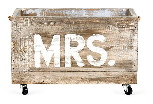 Mrs. Cart on OneKingsLane.com