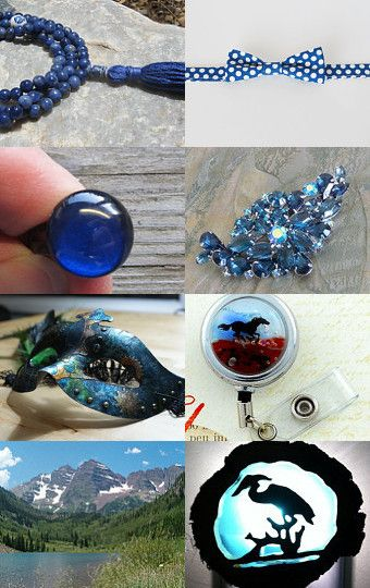 MORE THAN BLUE SKIES  HERE! by ItseeBitsee on Etsy--Pinned with TreasuryPin.com