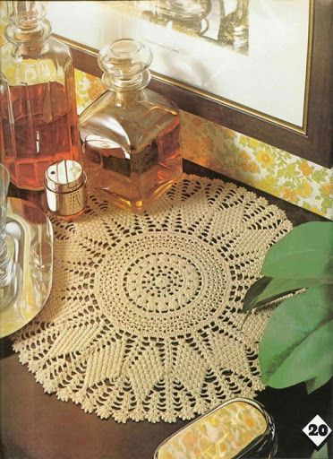 CROCHE/TOALHINHAS II - Regina II Pinheiro - Picasa Web Albums