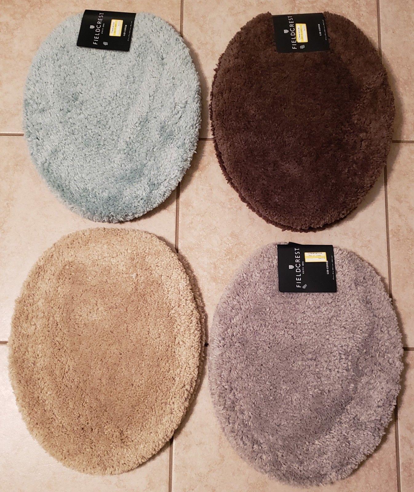 Bathmats Rugs And Toilet Covers 133696 Fieldcrest Soft Luxury Bath