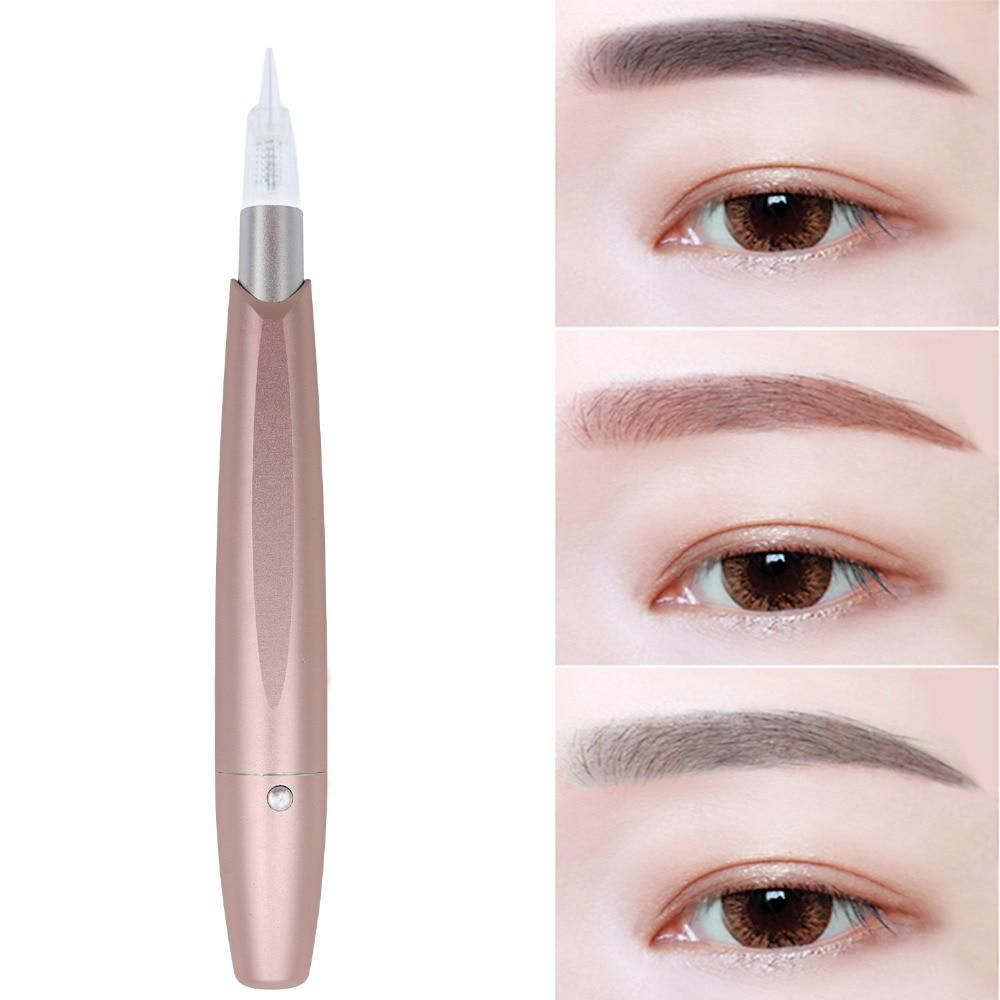 Exquisite Mini Rotary Tattoo Machine Microblading 3d Pen For