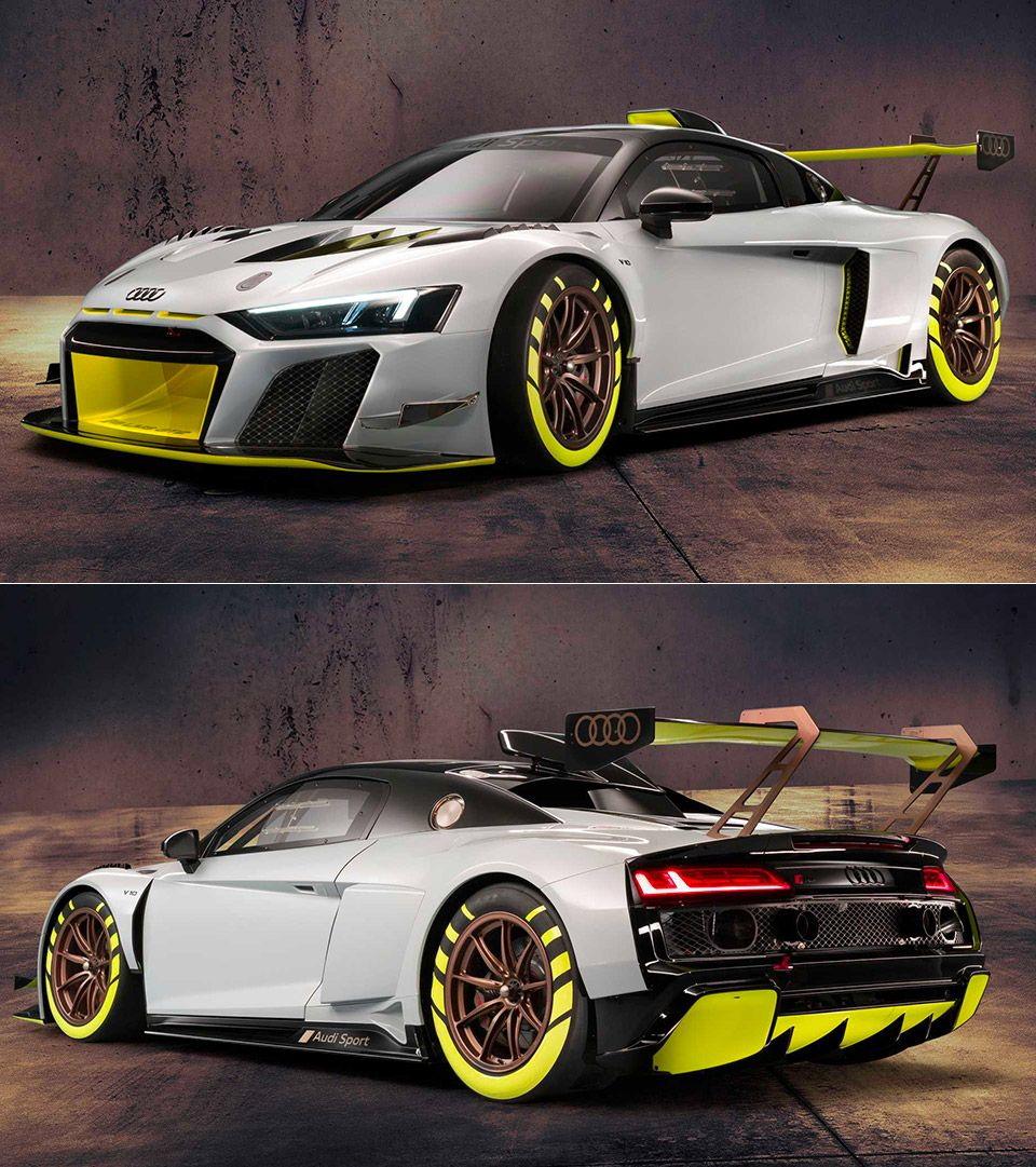 2020 Audi R8 Lms Gt2 Is Most Powerful Customer Race Car Yet Here S A First Look Futuristic Cars Audi Super Sport Cars