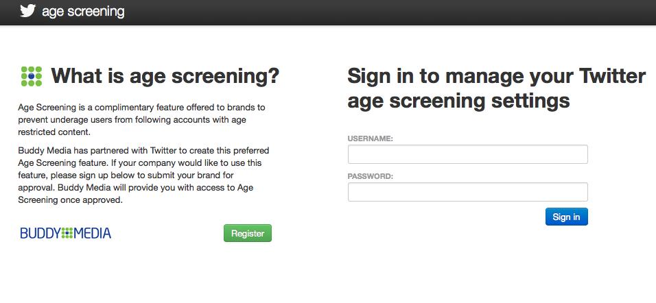 Twitter passa a requisitar confirmação de idade para seguir marcas 'adultas'